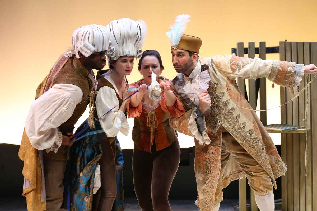 NYC Children's Theater Stories - Characters come to life