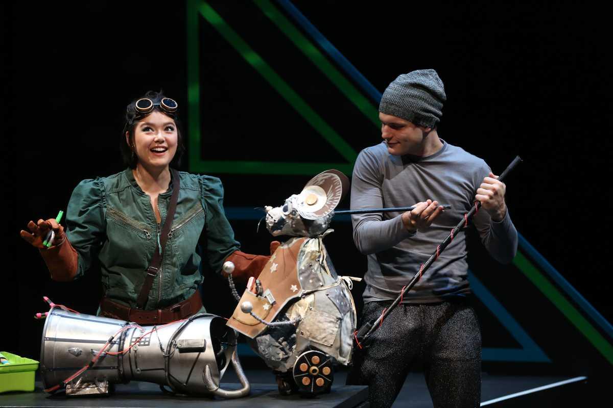 Interstellar Cinderella - New York City Children's Theater performance