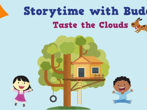 Storytime with Buddy • Taste the Clouds