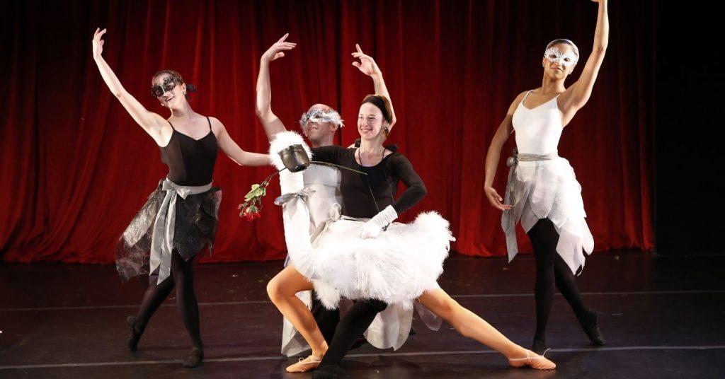 Ballerina Swan (2013) - NYC Children's Theater Show