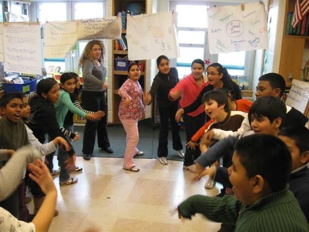 NYC Children's Theater Kids Workshop