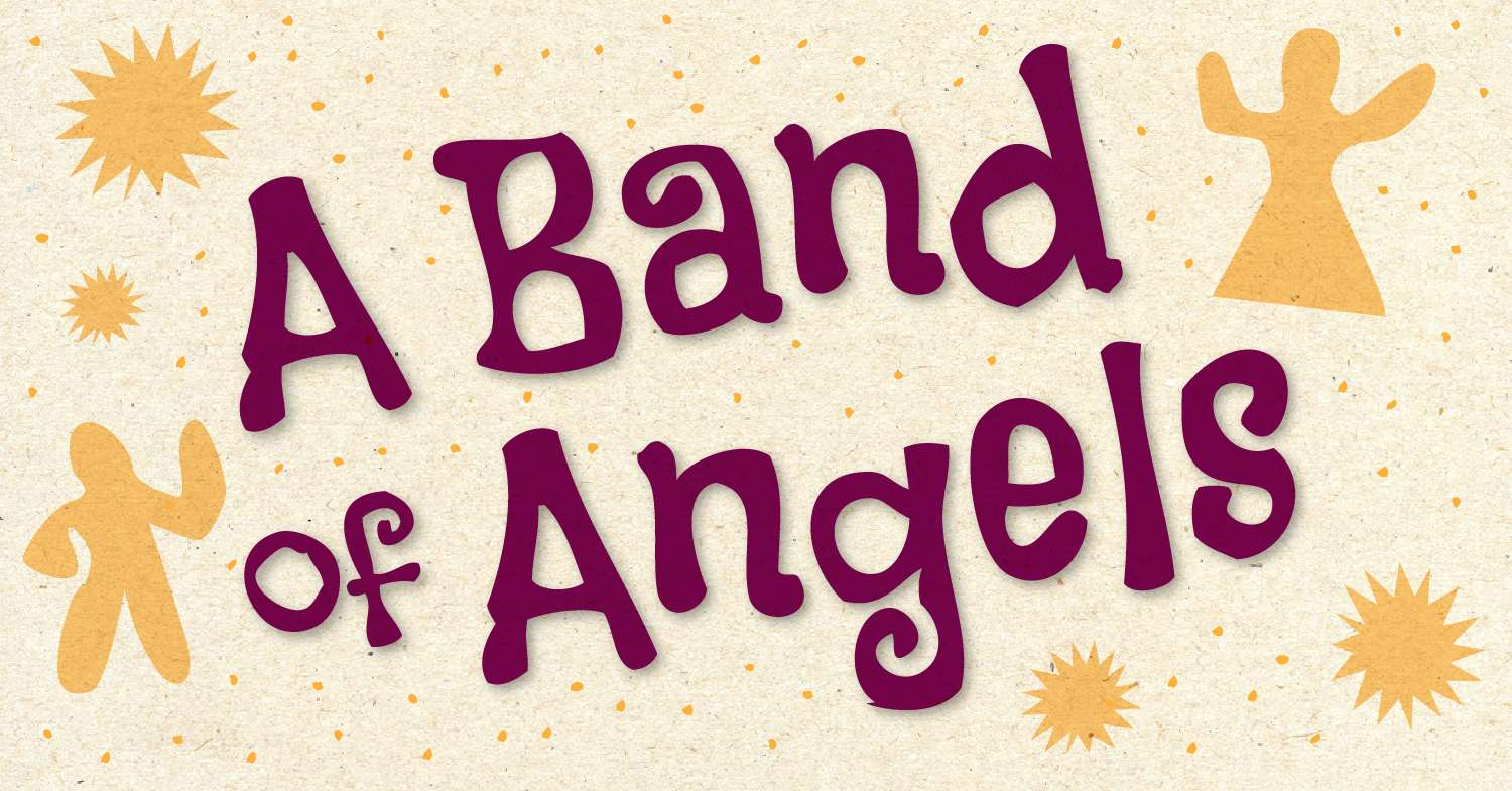 A Band Of Angels Title