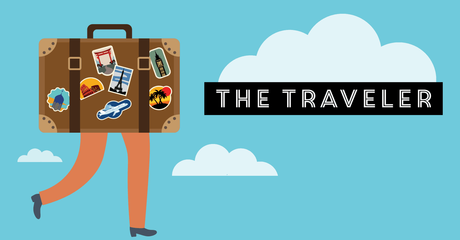 The Traveler Title