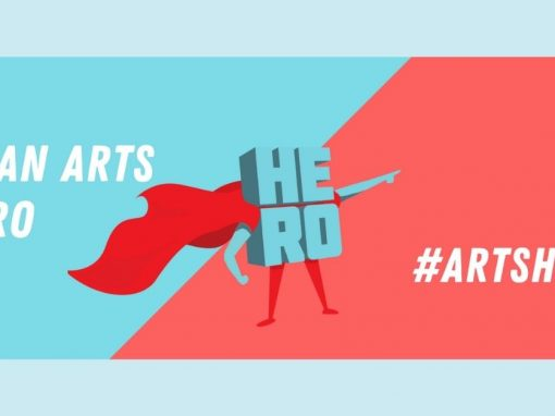 Be An Arts Hero!