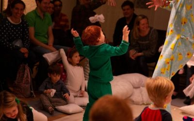 Why You Should Take Preschoolers to the Theater!