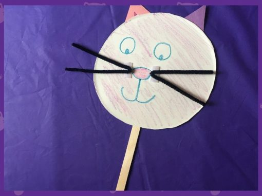 Make a Cat Mask with Us!