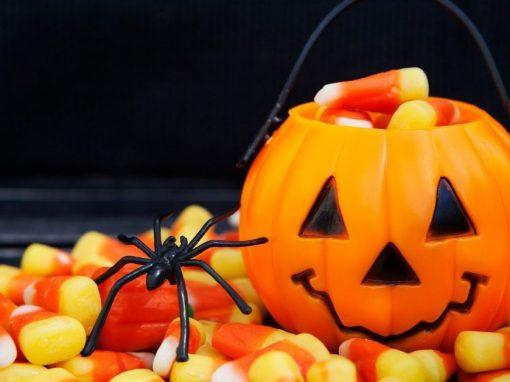Halloween Scavenger Hunt