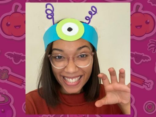 Make a Monster Headband with Us!