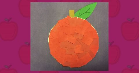 DIY Craft | Make a Mosaic Apple with Us!