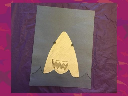 DIY Craft | Make a Paper Shark with Us!