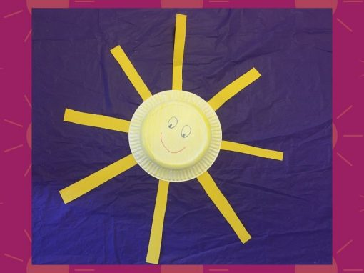 DIY Craft | Make a Sun with Us!
