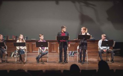 Middle School Playwriting Competition | Where Are They Now
