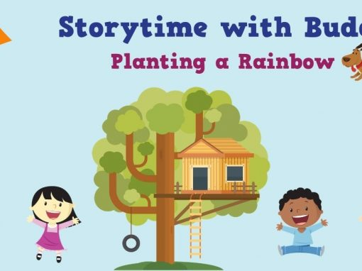 Storytime with Buddy | Planting a Rainbow