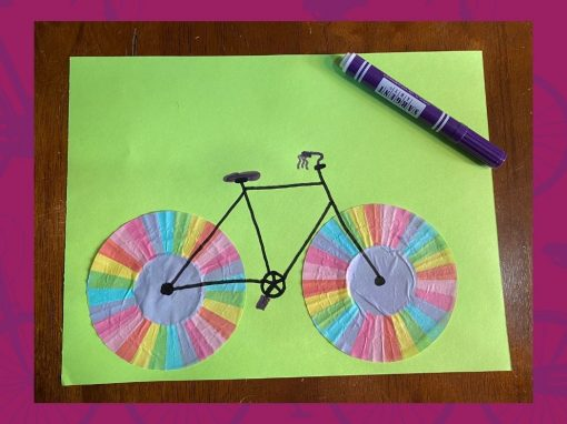 Make a Bicycle with Us!