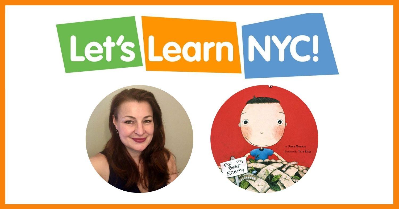 's Learn Nyc Yvonne Roen Enemy Pie