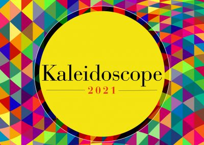 April 2021 is Kaleidoscope Month! Learn more…