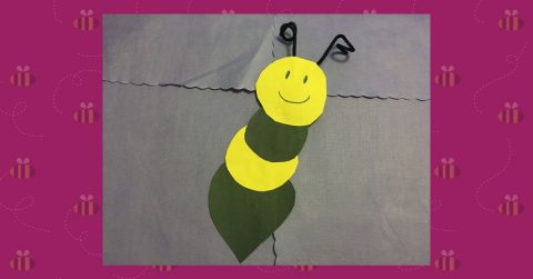 Make a Bumble Bee with Us!