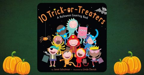 Creative Clubhouse Stories   10 Trick or Treaters