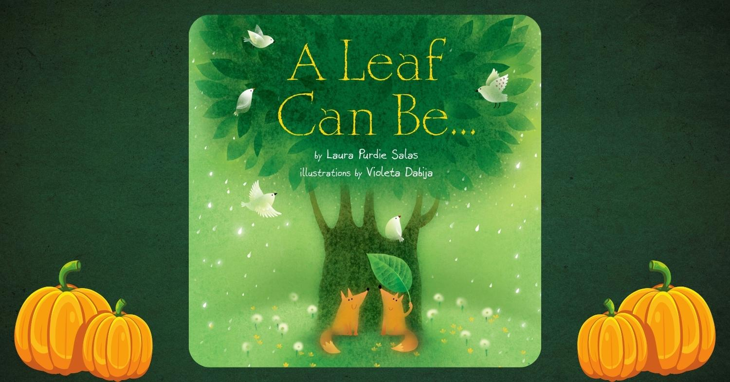 creative clubhouse stories a leaf can be