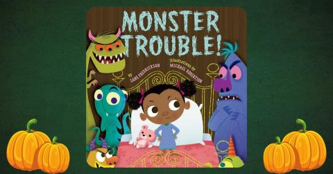 Creative Clubhouse Stories   Monster Trouble